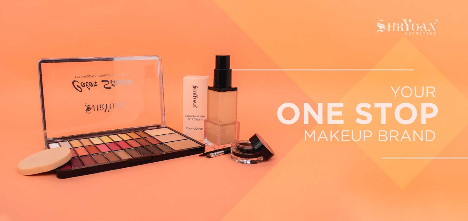 Your One Stop Makeup Brand